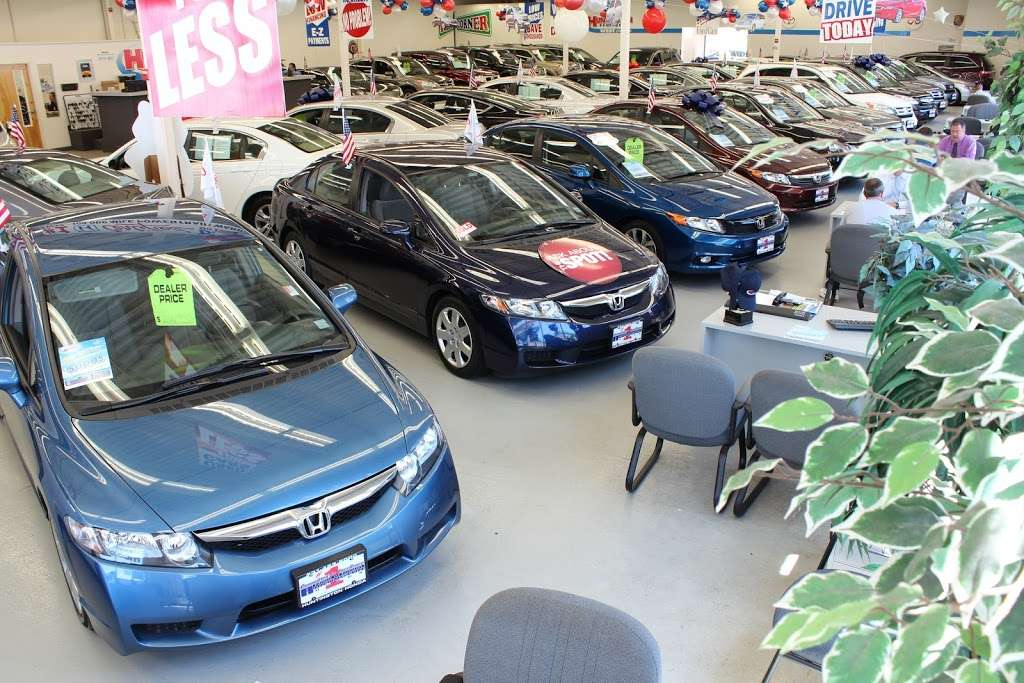 Huntington Honda West - car repair  | Photo 6 of 10 | Address: 147 E Jericho Turnpike, Huntington Station, NY 11746, USA | Phone: (631) 930-3030