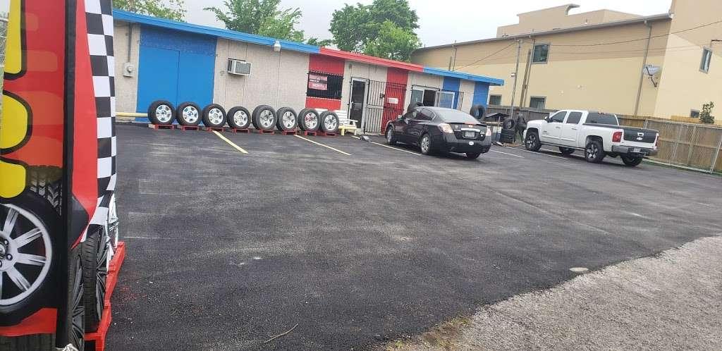Sierra's Tire Shop - car repair  | Photo 2 of 10 | Address: 8105 Bayway Dr, Baytown, TX 77520, USA | Phone: (346) 265-1754