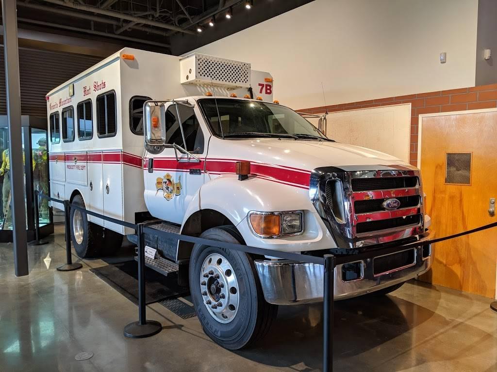 The Los Angeles County Fire Museum - museum  | Photo 6 of 9 | Address: 16400 Bellflower Blvd, Bellflower, CA 90706, USA | Phone: (562) 925-0234