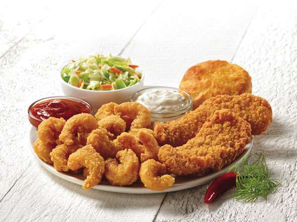 Popeyes Louisiana Kitchen - restaurant  | Photo 1 of 10 | Address: 6804 Garth Rd, Baytown, TX 77521, USA | Phone: (281) 421-7901