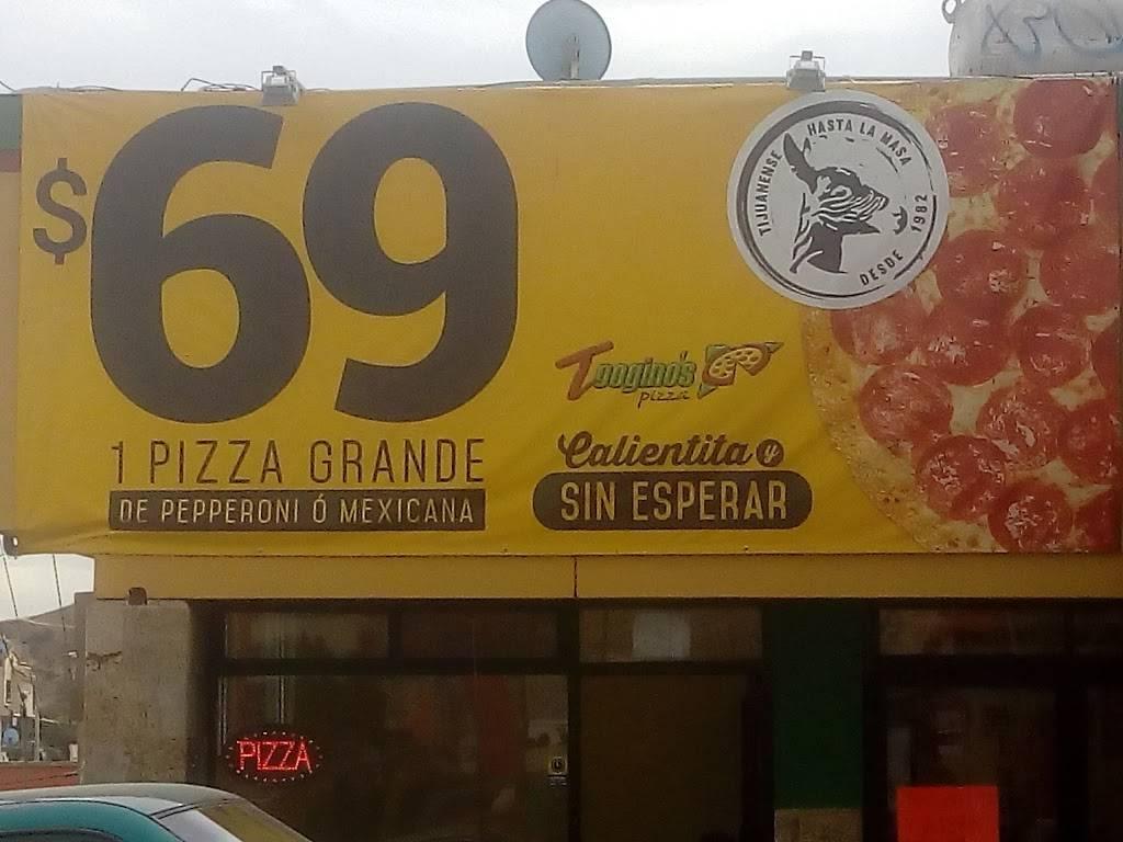 Tooginos Pizza - Villa del Prado - meal delivery  | Photo 7 of 7 | Address: Calle Abeto s/n, Fracc. Urbi Villa 2da. Secc., 22101 Tijuana, B.C., Mexico | Phone: 664 979 8989