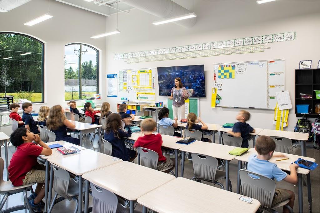 Thales Academy Franklin K-5 - school  | Photo 1 of 5 | Address: 3835 Carothers Pkwy, Franklin, TN 37067, USA | Phone: (615) 538-0649