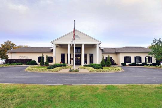 Evergreen Funeral Home - funeral home  | Photo 2 of 10 | Address: 4623 Preston Hwy, Louisville, KY 40213, USA | Phone: (502) 366-1481