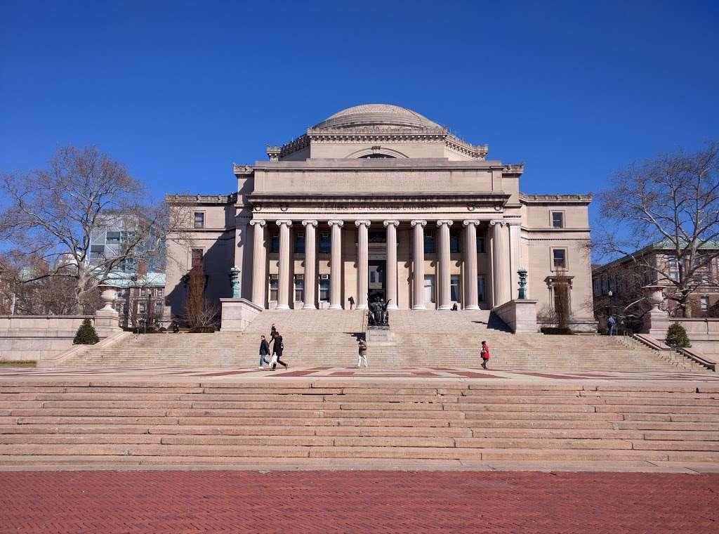 Columbia College - university  | Photo 1 of 10 | Address: 1130 Amsterdam Ave, New York, NY 10027, USA | Phone: (212) 854-2441