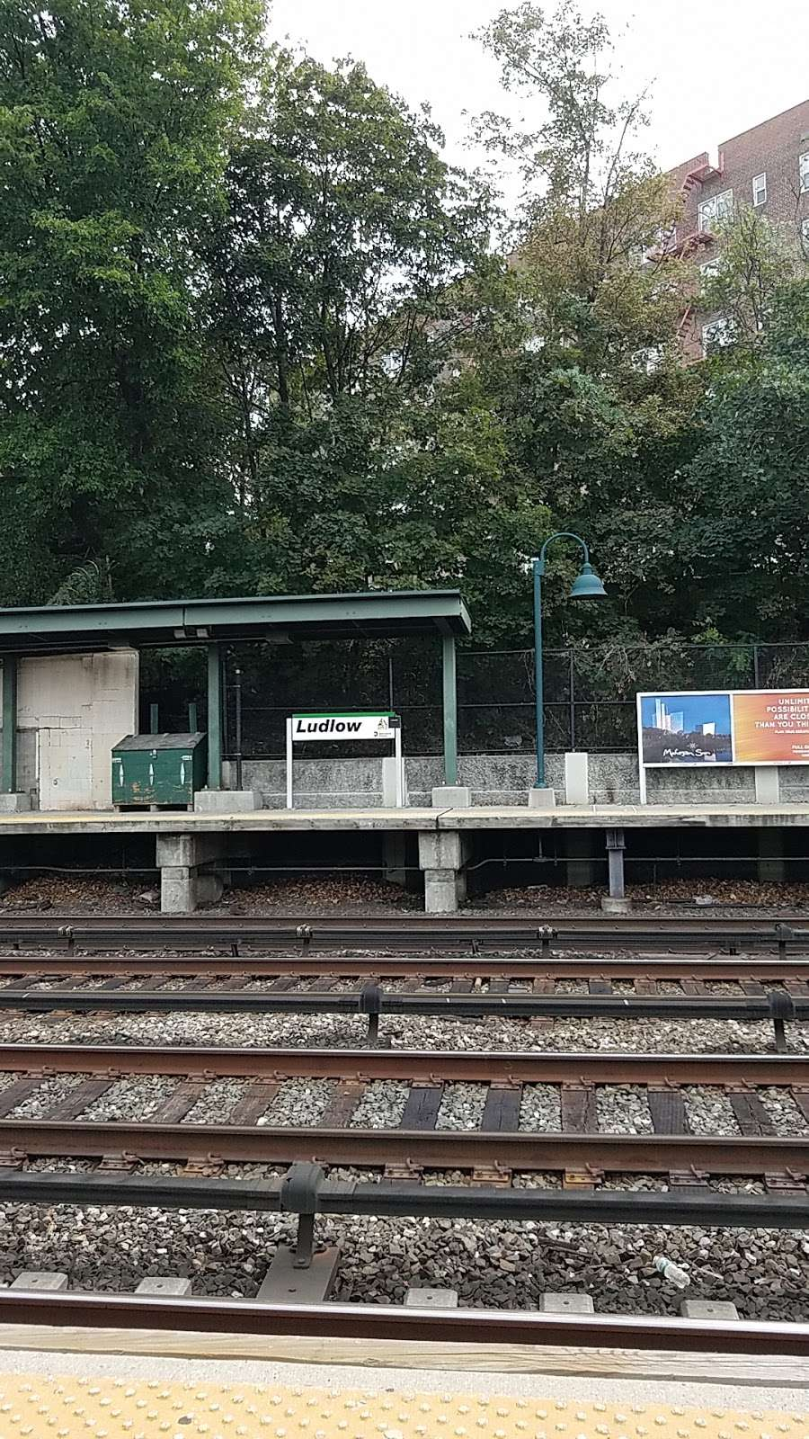 Ludlow - train station    Photo 9 of 10   Address: Yonkers, NY 10705, USA