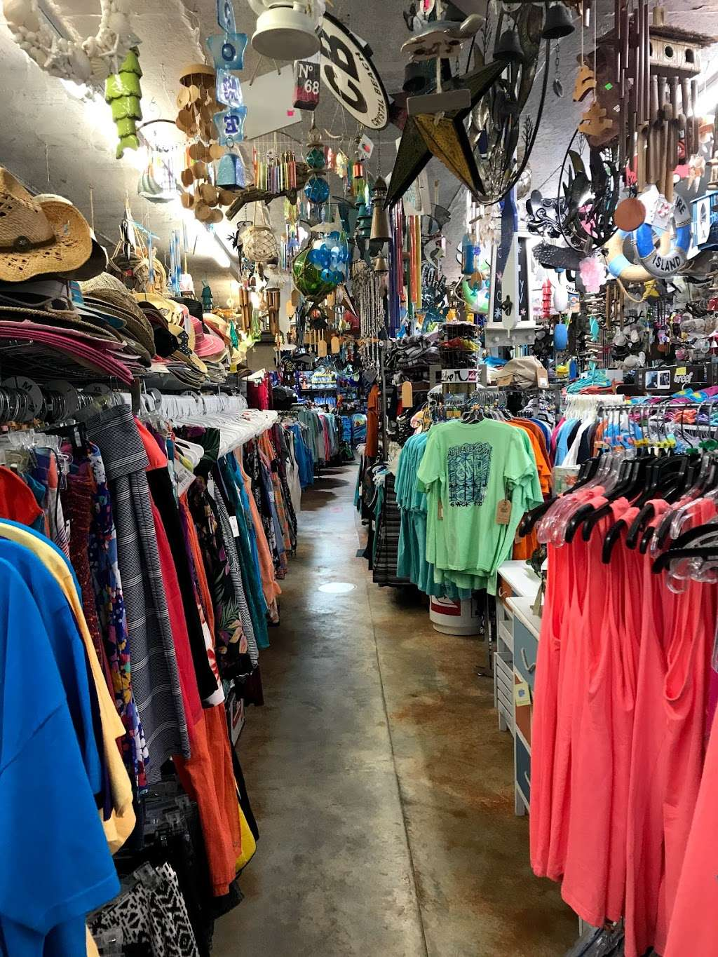 Latitude 29.2 Surf Shop - clothing store  | Photo 3 of 10 | Address: 1406 State Hwy 87, Crystal Beach, TX 77650, USA | Phone: (409) 684-0594
