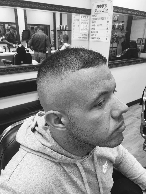 Eddos Barber Shop (Since 2002) - hair care  | Photo 10 of 10 | Address: 6624 Forest Ave, Ridgewood, NY 11385, USA | Phone: (718) 418-6390