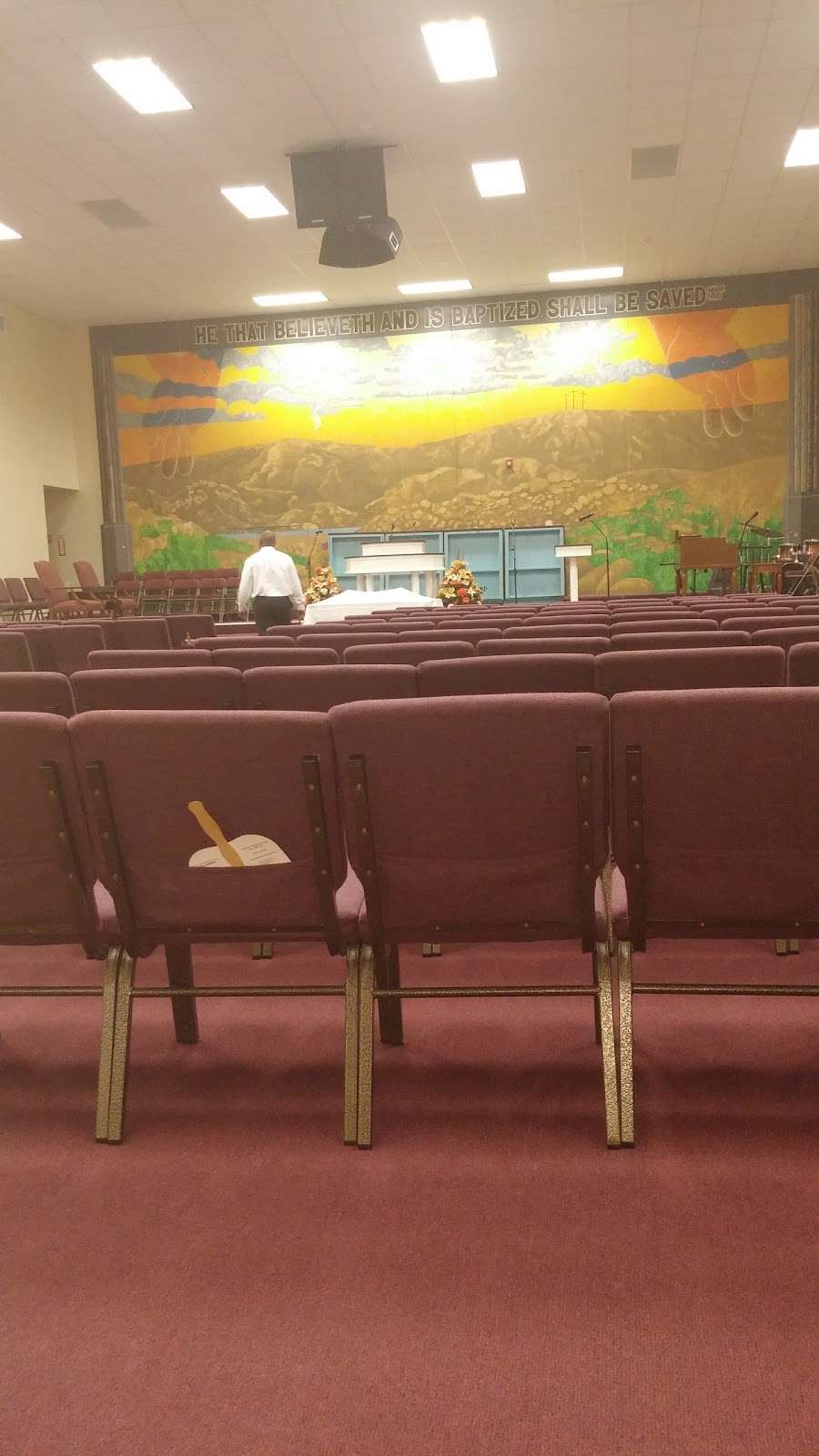 Calvary Missionary Baptist Church - church  | Photo 3 of 7 | Address: 9013 McGallion Rd, Houston, TX 77022, USA | Phone: (713) 694-2262