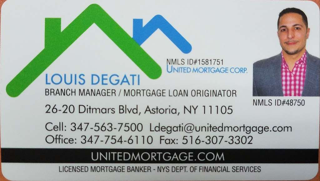 United Mortgage Corp. MLS# 1330 - bank  | Photo 3 of 3 | Address: 26-20 Ditmars Blvd, Long Island City, NY 11105, USA | Phone: (347) 754-6110