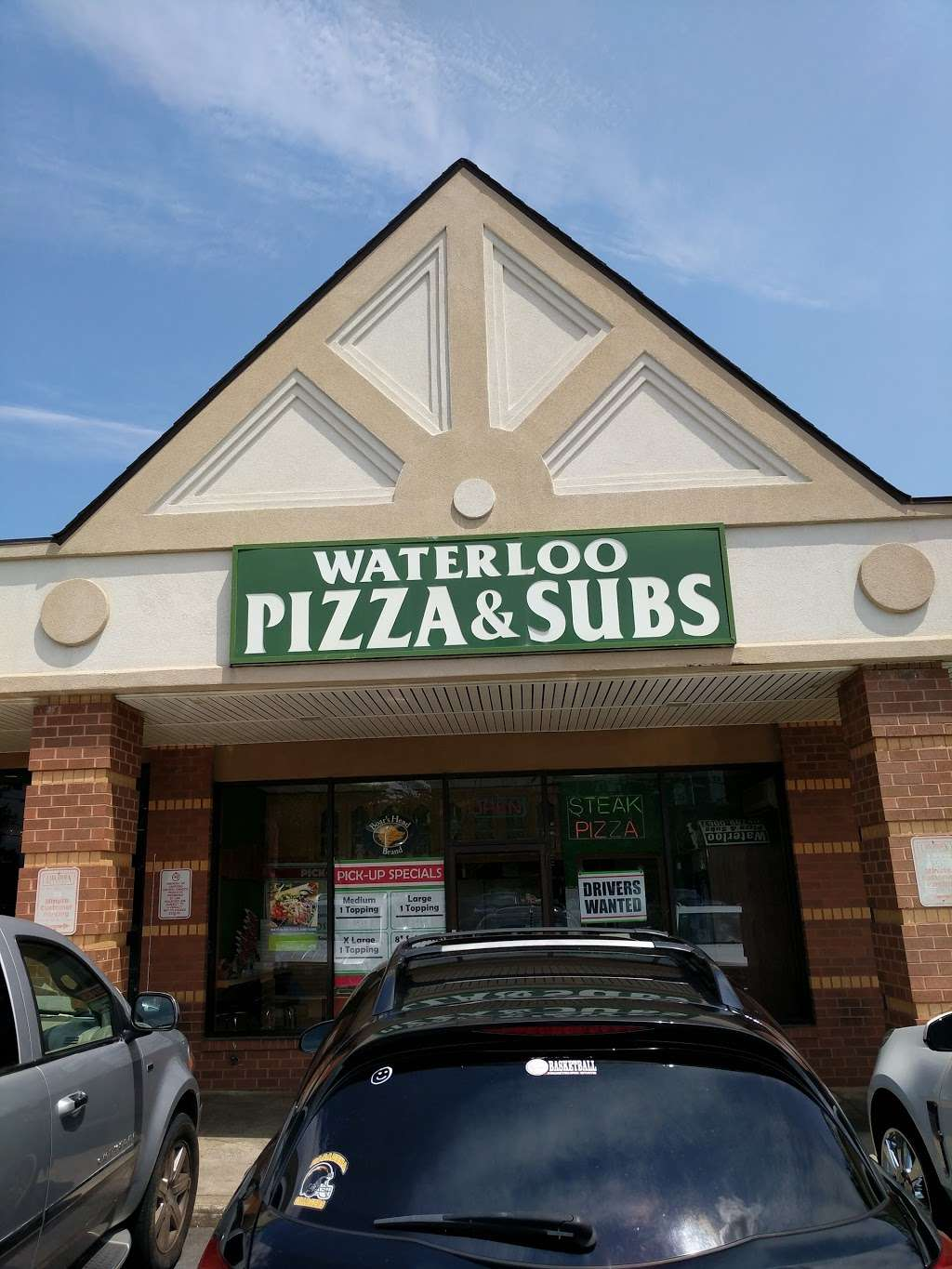 Waterloo Pizza & Subs - meal delivery  | Photo 2 of 9 | Address: 6590 Old Waterloo Rd, Elkridge, MD 21075, USA | Phone: (410) 799-0067