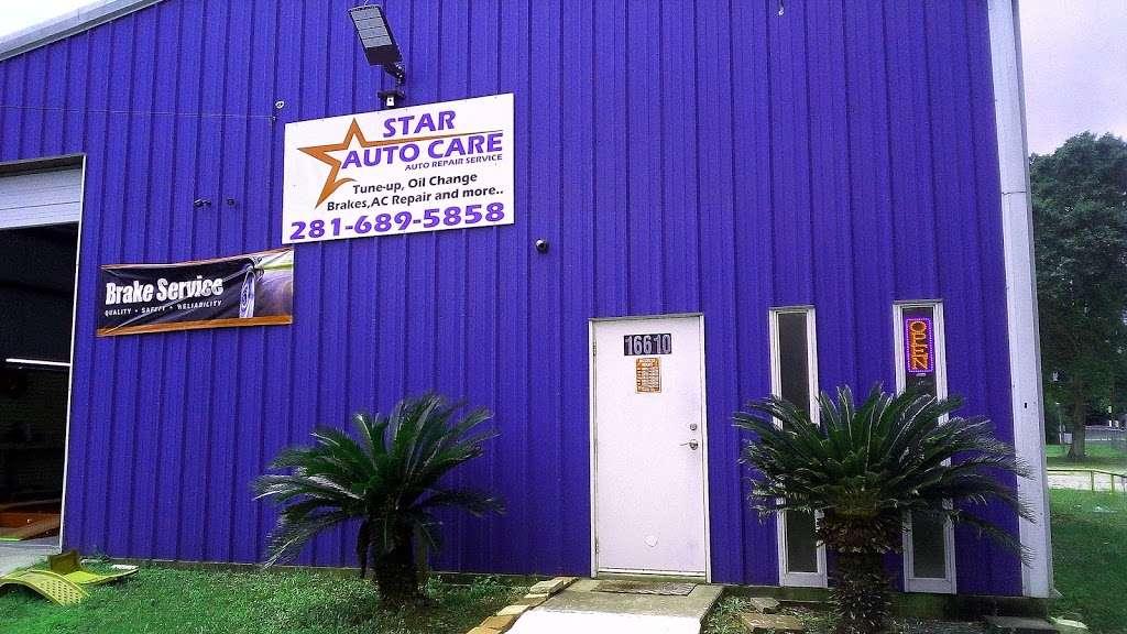 star auto care - car repair  | Photo 1 of 1 | Address: 16610 FM 1485, Conroe, TX 77306, USA | Phone: (281) 689-5858