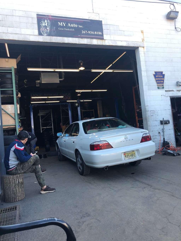 MY AUTO INC. - car repair    Photo 5 of 9   Address: 1771 Tomlinson Rd Unit G2, Philadelphia, PA 19116, USA   Phone: (267) 934-8186