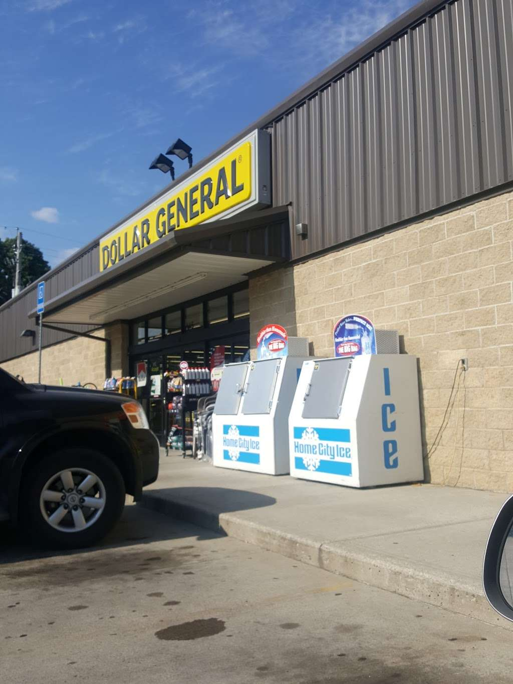 Dollar General - home goods store  | Photo 2 of 8 | Address: 145 N Chestnut St, Monrovia, IN 46157, USA | Phone: (317) 483-4190