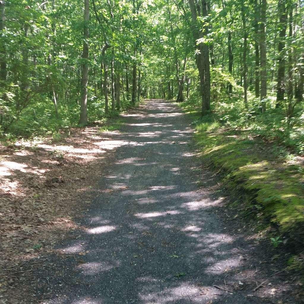 Sawmill Bike Path - Park   Burnt Tavern Rd, Brick, NJ 08724, USA