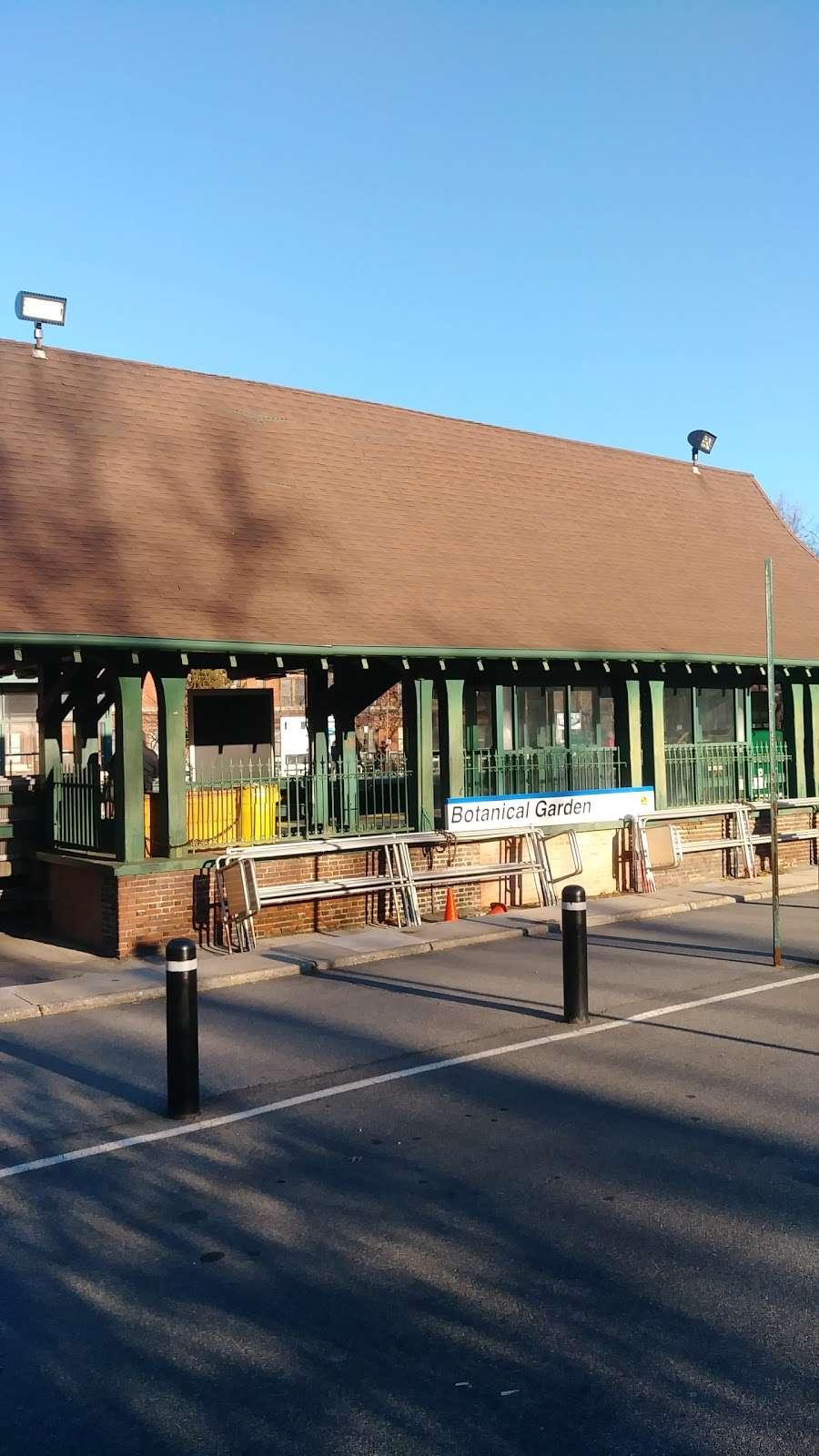 Botanical Gardens Station - museum  | Photo 4 of 7 | Address: 419 Botanical Square S, Bronx, NY 10458, USA | Phone: (212) 490-3460