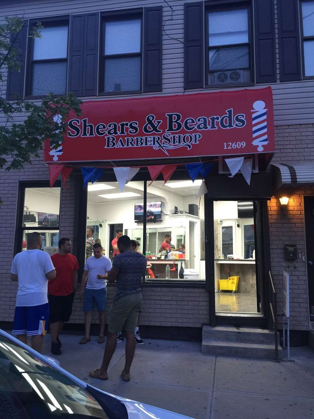 Shears & Beards Barber Shop - hair care    Photo 3 of 10   Address: 126-9 15th Ave, College Point, NY 11356, USA   Phone: (718) 353-3696
