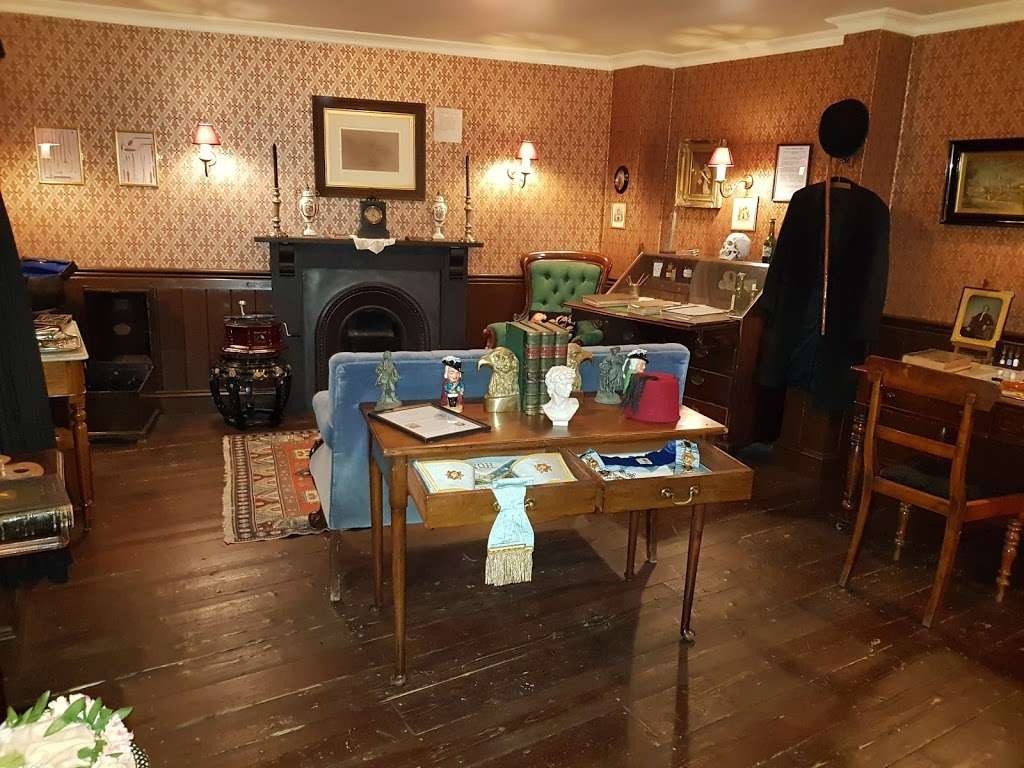 Jack The Ripper Museum - museum    Photo 7 of 10   Address: 12 Cable St, Whitechapel, London E1 8JG, UK   Phone: 020 7488 9811