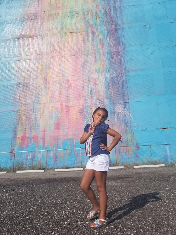 The Illuminated Mural - museum  | Photo 5 of 10 | Address: 2967 E Grand Blvd, Detroit, MI 48202, USA | Phone: (248) 885-4156