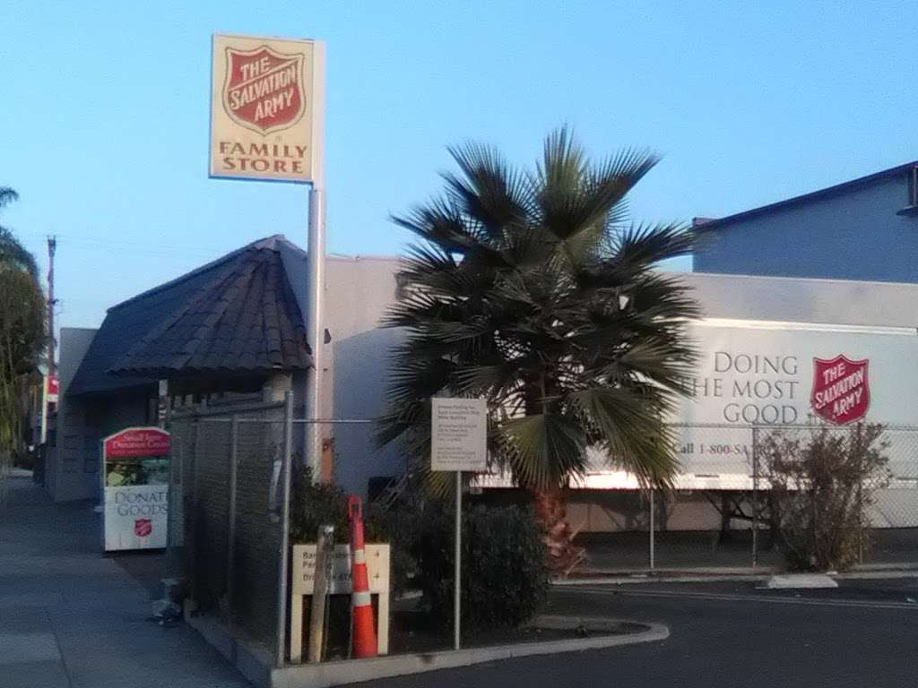 The Salvation Army Family Store & Donation Center - department store  | Photo 1 of 10 | Address: 6875 El Cajon Blvd, San Diego, CA 92115, USA | Phone: (619) 466-0489