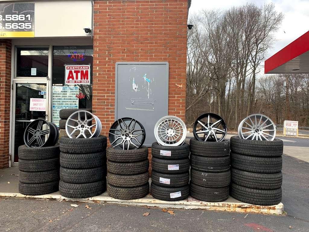 Lindenwold Tire Center - car repair  | Photo 3 of 10 | Address: 500 E Gibbsboro Rd, Lindenwold, NJ 08021, USA | Phone: (856) 426-5635