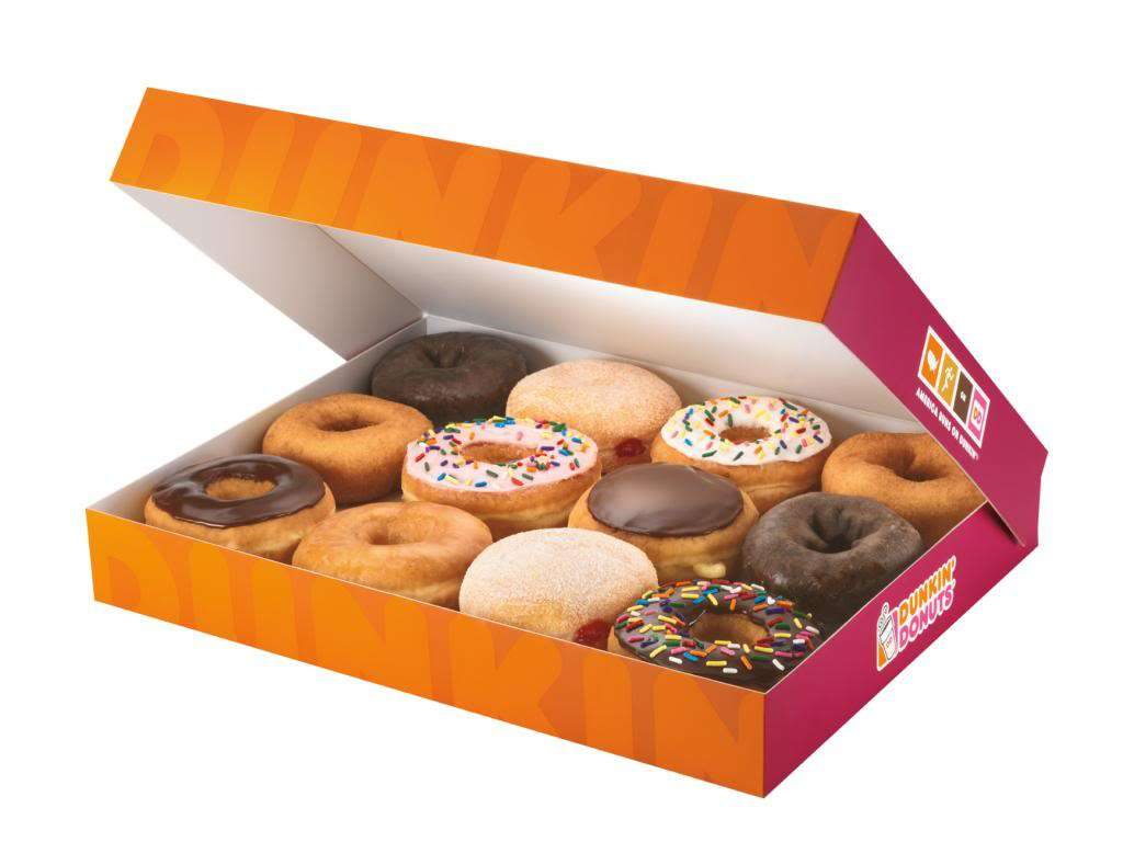 Dunkin Donuts - cafe  | Photo 8 of 10 | Address: LaGuardia Rd, Flushing, NY 11371, USA