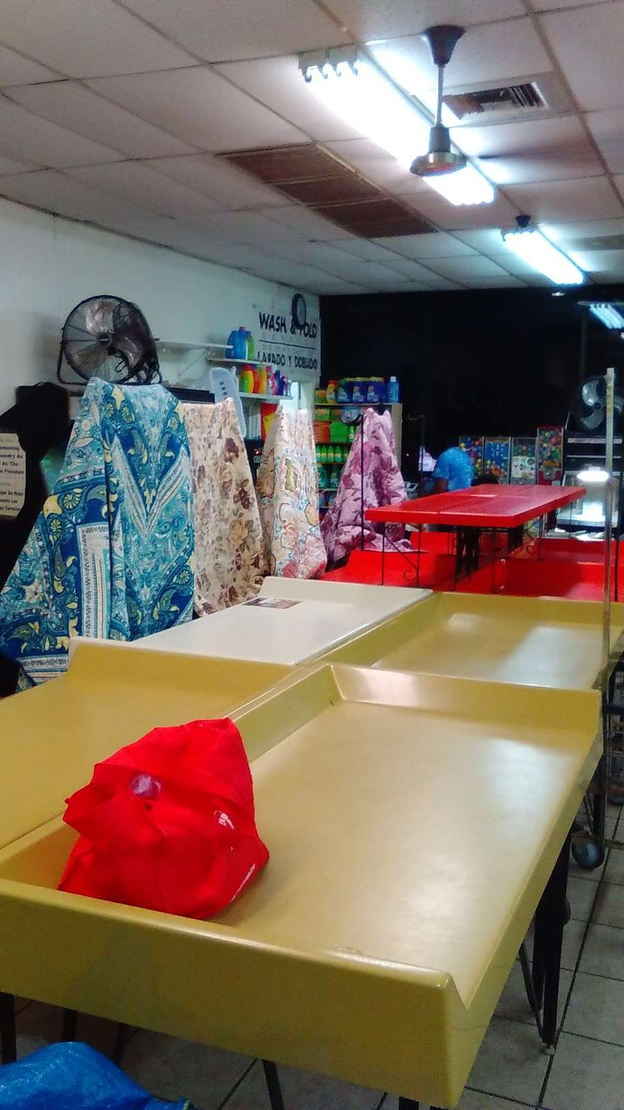 A-1 Washateria and dry cleaners - laundry  | Photo 2 of 10 | Address: 28106 Heidi Ln, Tomball, TX 77375, USA | Phone: (281) 357-0678