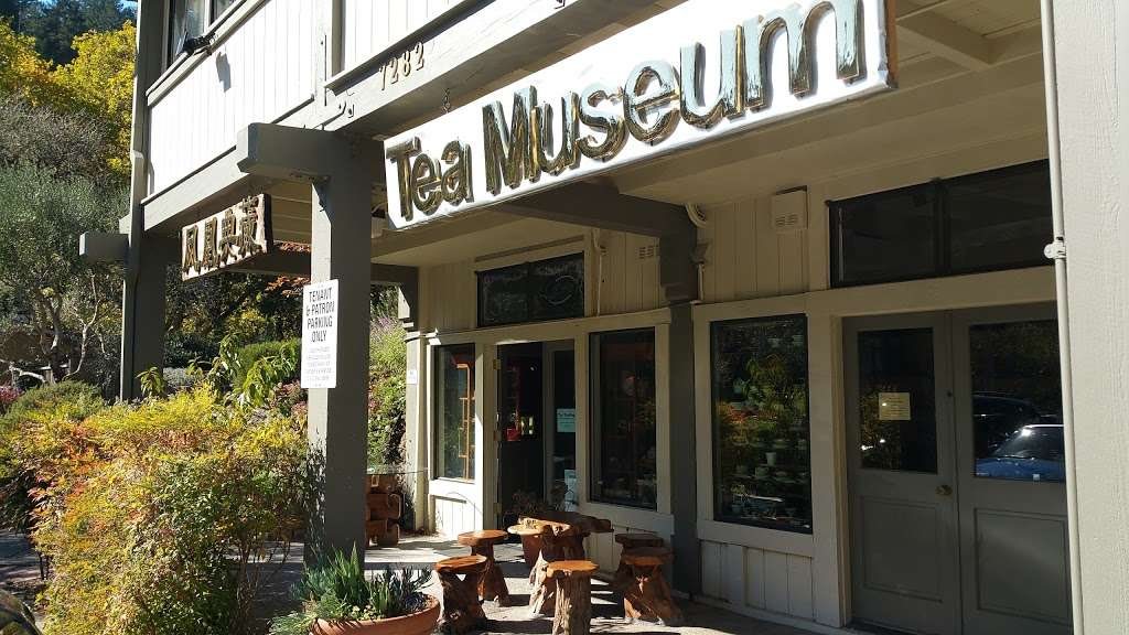 Tea Museum & The Phoenix Collection - museum  | Photo 2 of 10 | Address: 7282 Sir Francis Drake Blvd, Lagunitas, CA 94938, USA | Phone: (415) 488-9017