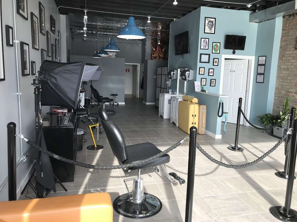 Master Craft Tattoo Co. - store  | Photo 4 of 10 | Address: 1637, 5844 S Archer Ave, Chicago, IL 60638, USA | Phone: (312) 806-4342