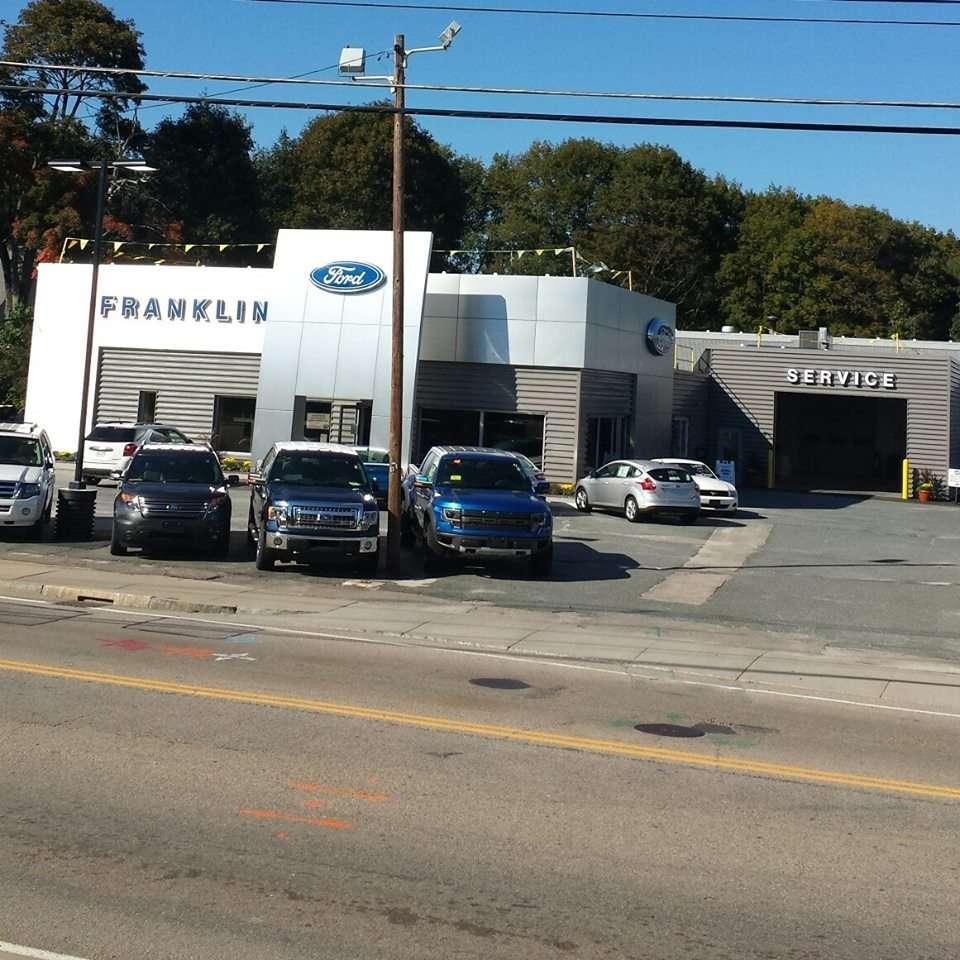 Franklin Ford - car rental  | Photo 9 of 10 | Address: 175 East Central Street, Franklin, MA 02038, USA | Phone: (508) 570-4022