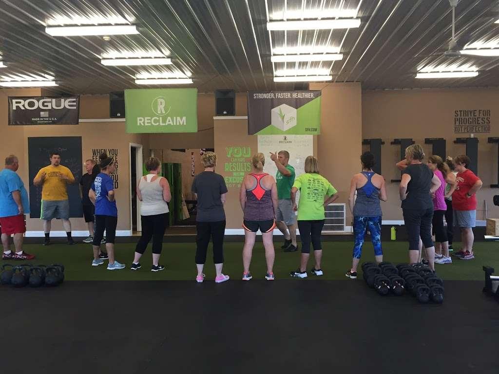 Reclaim - gym  | Photo 7 of 9 | Address: 1413 E Liberty Cir, Greensburg, IN 47240, USA | Phone: (812) 222-0505