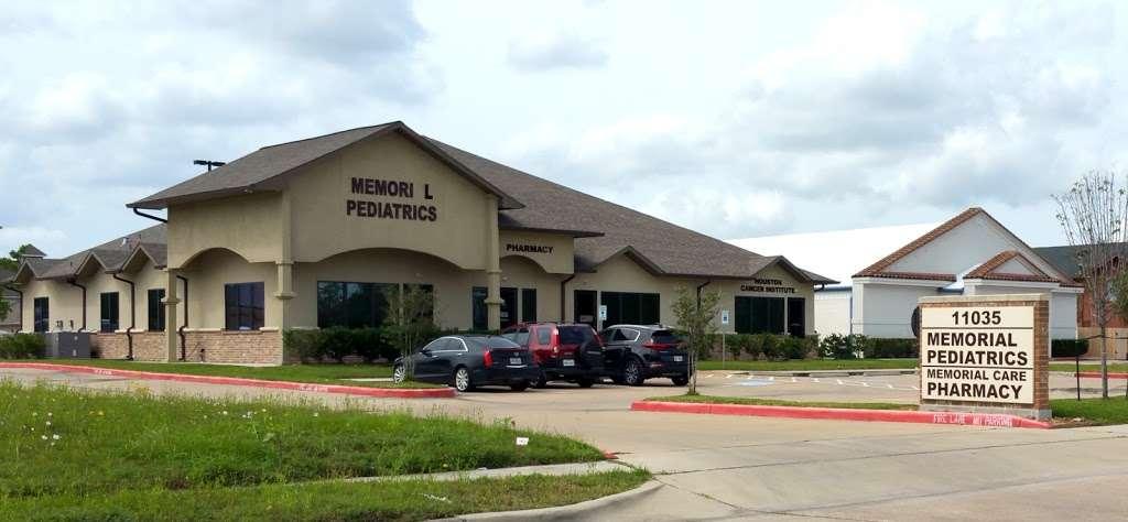 Memorial Pediatrics - doctor    Photo 1 of 1   Address: 11035 Resource Pkwy, Houston, TX 77089, USA   Phone: (281) 484-6060