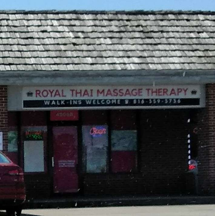 Royal Thai Massage Center - spa  | Photo 3 of 3 | Address: 9703, 4506 SE U.S. Hwy 169 suite b, St Joseph, MO 64507, USA | Phone: (816) 359-3736