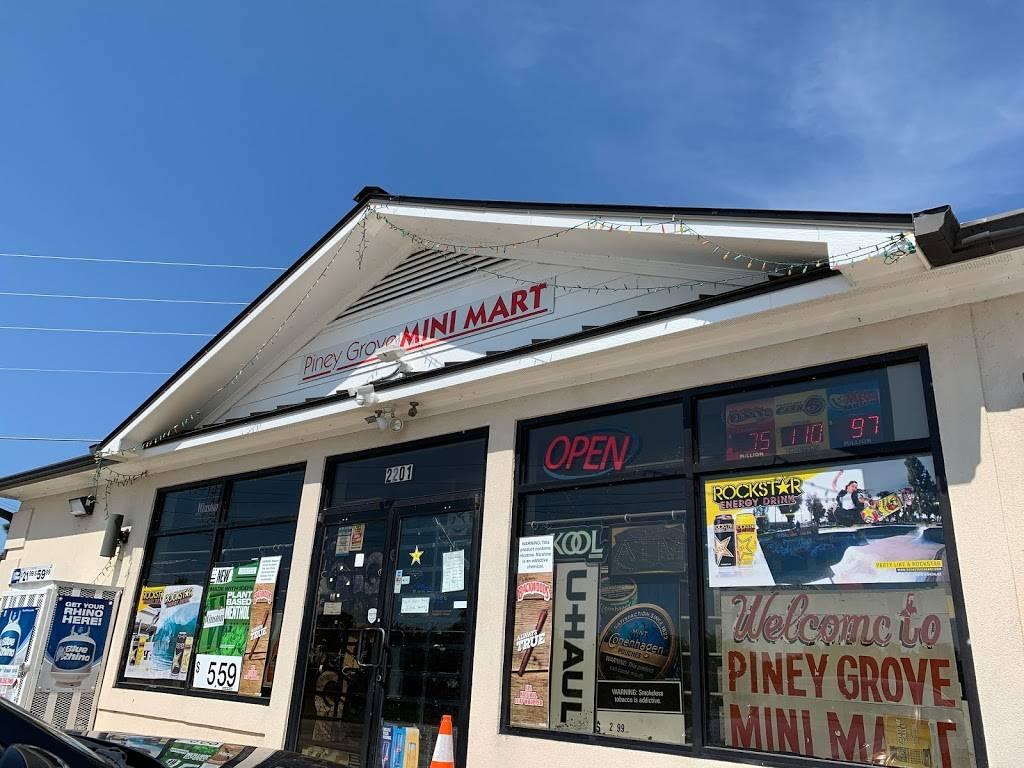 Piney Grove Mini Mart - convenience store  | Photo 1 of 2 | Address: 2201 Piney Grove-Wilbon Rd, Holly Springs, NC 27540, USA | Phone: (919) 577-1122