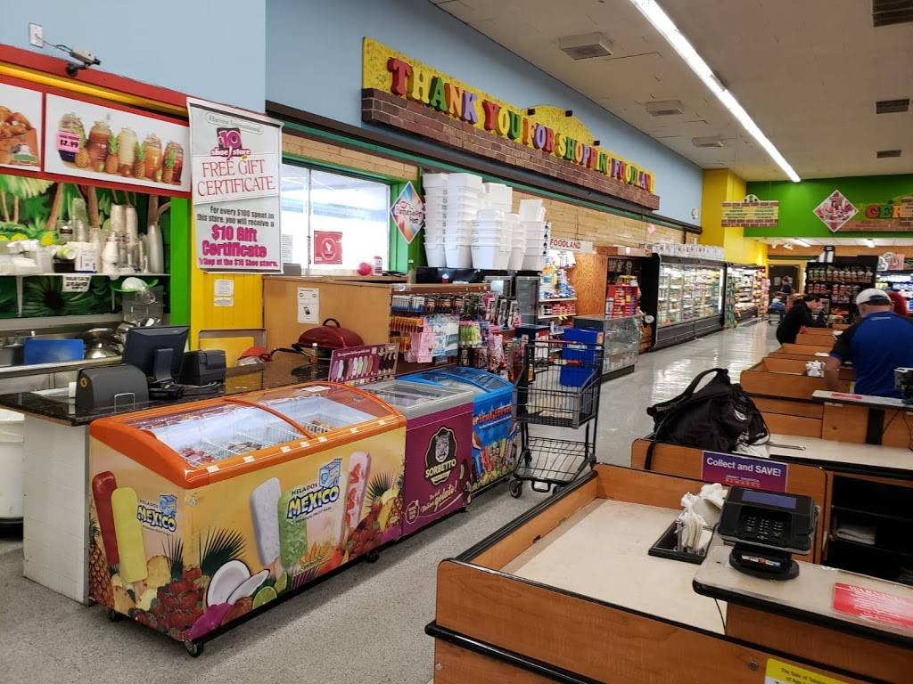 Foodland San Diego CA - supermarket    Photo 3 of 10   Address: 5075 Federal Blvd, San Diego, CA 92102, USA   Phone: (619) 262-9992