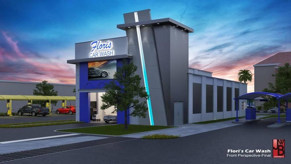 Floris Car Wash - car wash  | Photo 1 of 10 | Address: 3893 McCoy Rd, Orlando, FL 32812, USA | Phone: (407) 745-4343