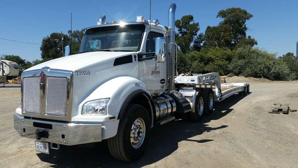 Jeffrey Trucking - moving company  | Photo 1 of 2 | Address: 395 Industrial Way, Dixon, CA 95620, USA | Phone: (707) 678-5124