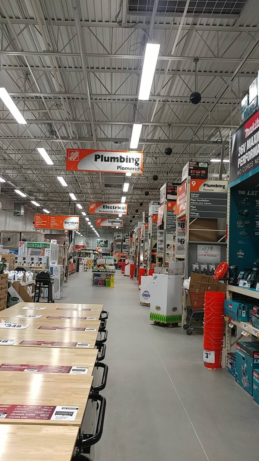 The Home Depot - hardware store    Photo 2 of 10   Address: 4655 Galleria Pkwy, Sparks, NV 89436, USA   Phone: (775) 354-2245