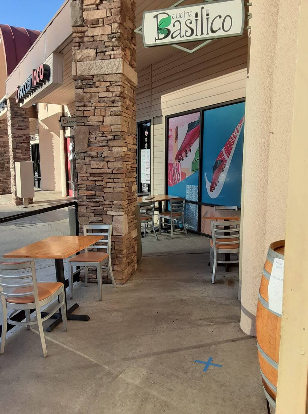 Cucina Basilico - restaurant  | Photo 7 of 8 | Address: 3755 Murphy Canyon Rd, San Diego, CA 92123, USA | Phone: (858) 874-6436