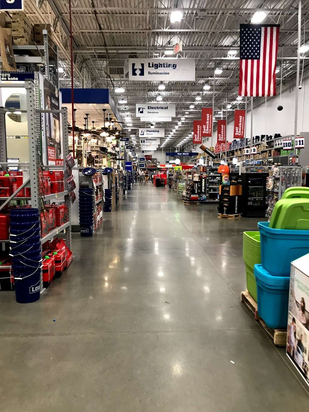 Lowes Home Improvement - hardware store  | Photo 9 of 9 | Address: 1751 E Monte Vista Ave, Vacaville, CA 95688, USA | Phone: (707) 455-4400