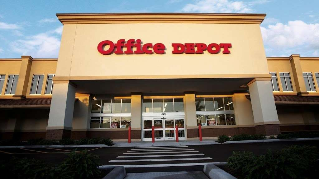 Office Depot - electronics store  | Photo 1 of 10 | Address: 6729 Colonnade Ave, Melbourne, FL 32940, USA | Phone: (321) 631-4424