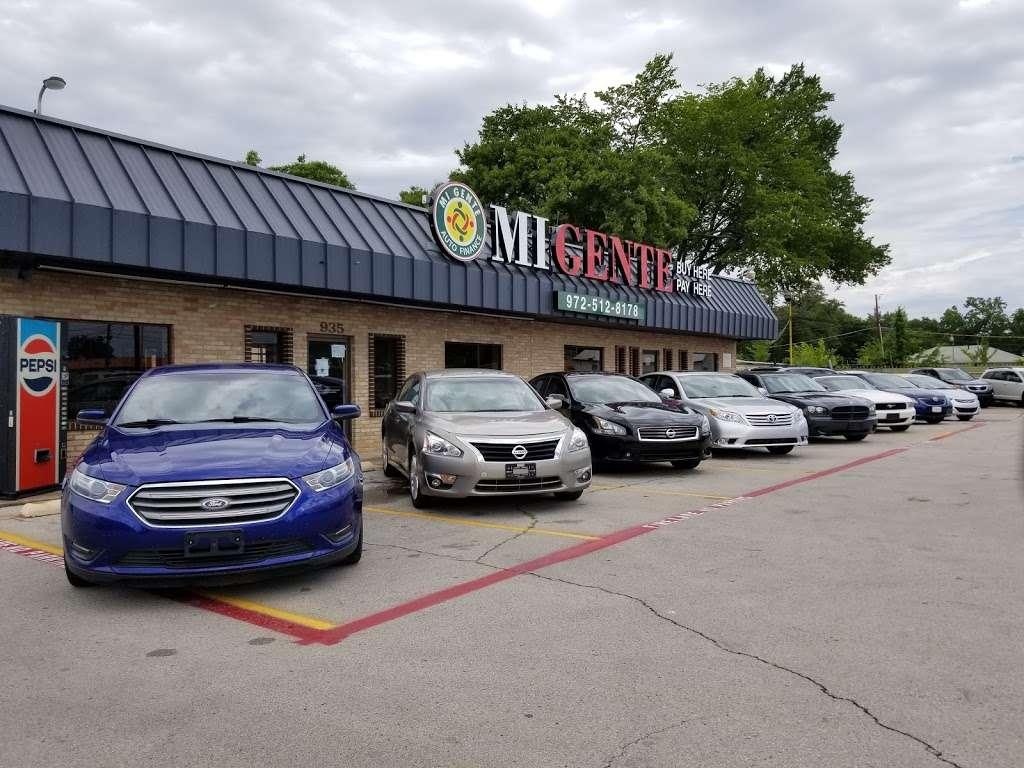 Mi Gente Dallas - car dealer  | Photo 2 of 10 | Address: 935 S Buckner Blvd, Dallas, TX 75217, USA | Phone: (972) 512-8178