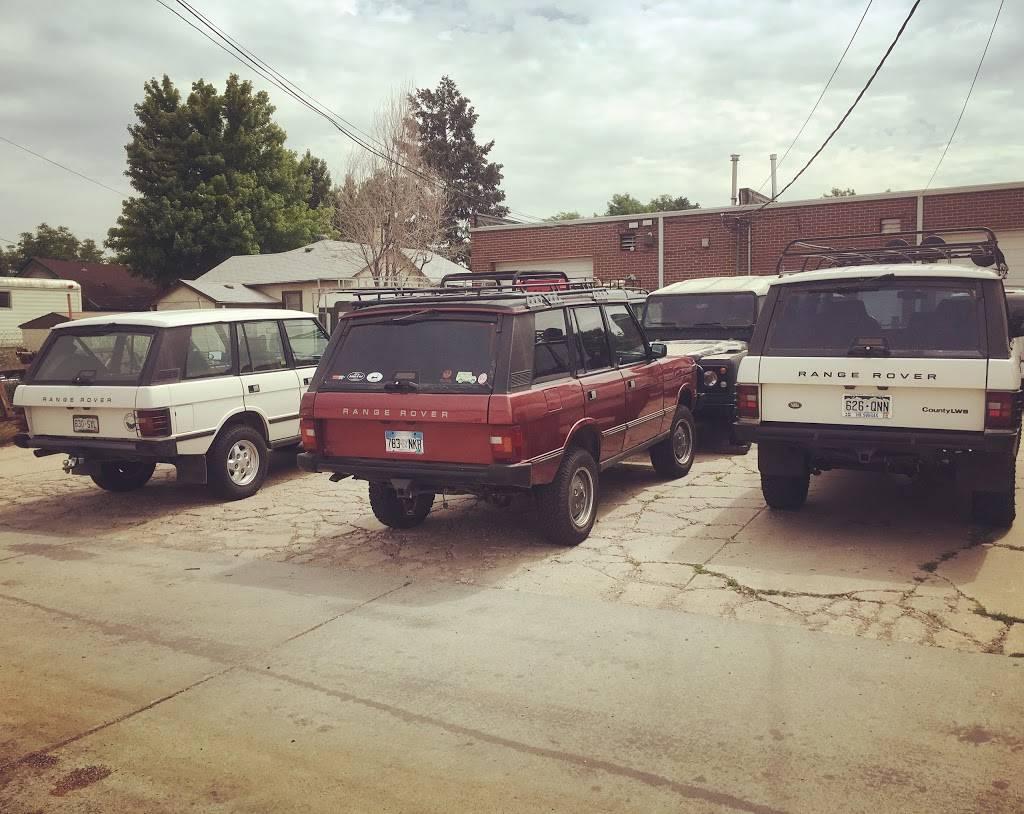Roadside Werx - car repair    Photo 2 of 7   Address: 3611 S Fox St, Englewood, CO 80110, USA   Phone: (303) 520-0227