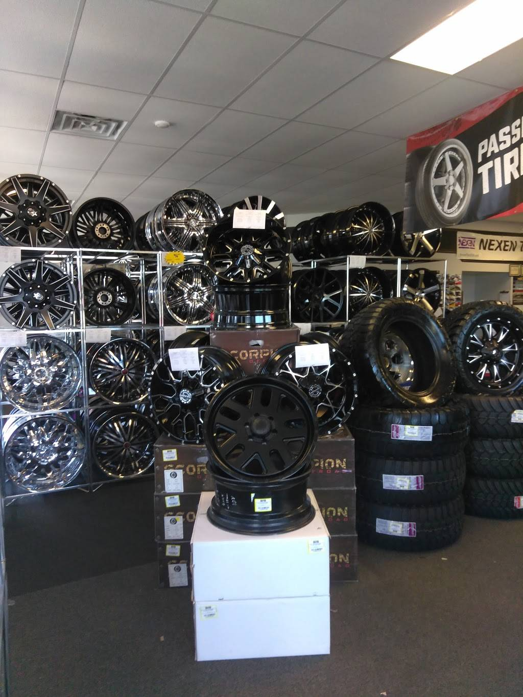 Rent-A-Tire Custom Wheels & Tires in Pasadena, TX - car repair  | Photo 1 of 4 | Address: 2941 Spencer Hwy, Pasadena, TX 77504, USA | Phone: (713) 943-8794