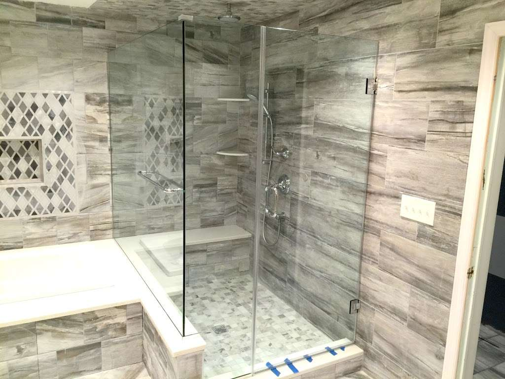 Custom shower door&mirrors - store  | Photo 8 of 10 | Address: 522 Columbia Ave #3, Fort Lee, NJ 07024, USA | Phone: (929) 204-2845