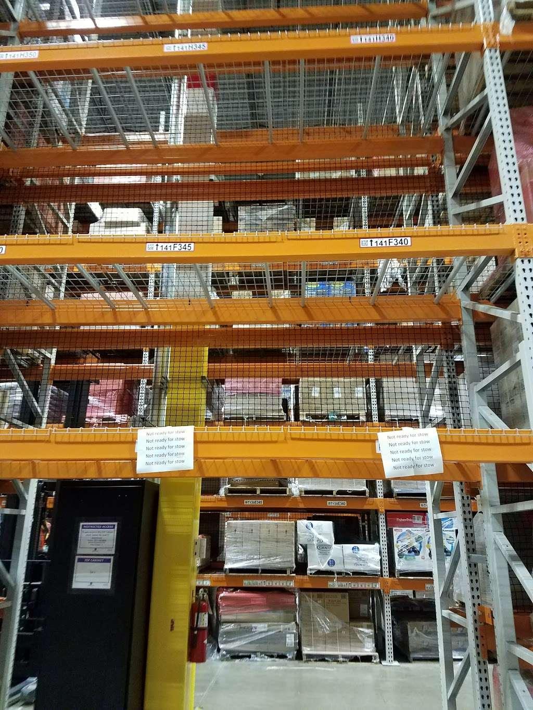 Amazon Fulfillment Center MDW6 - storage  | Photo 1 of 10 | Address: 1125 Remington Blvd, Romeoville, IL 60446, USA | Phone: (800) 288-8714
