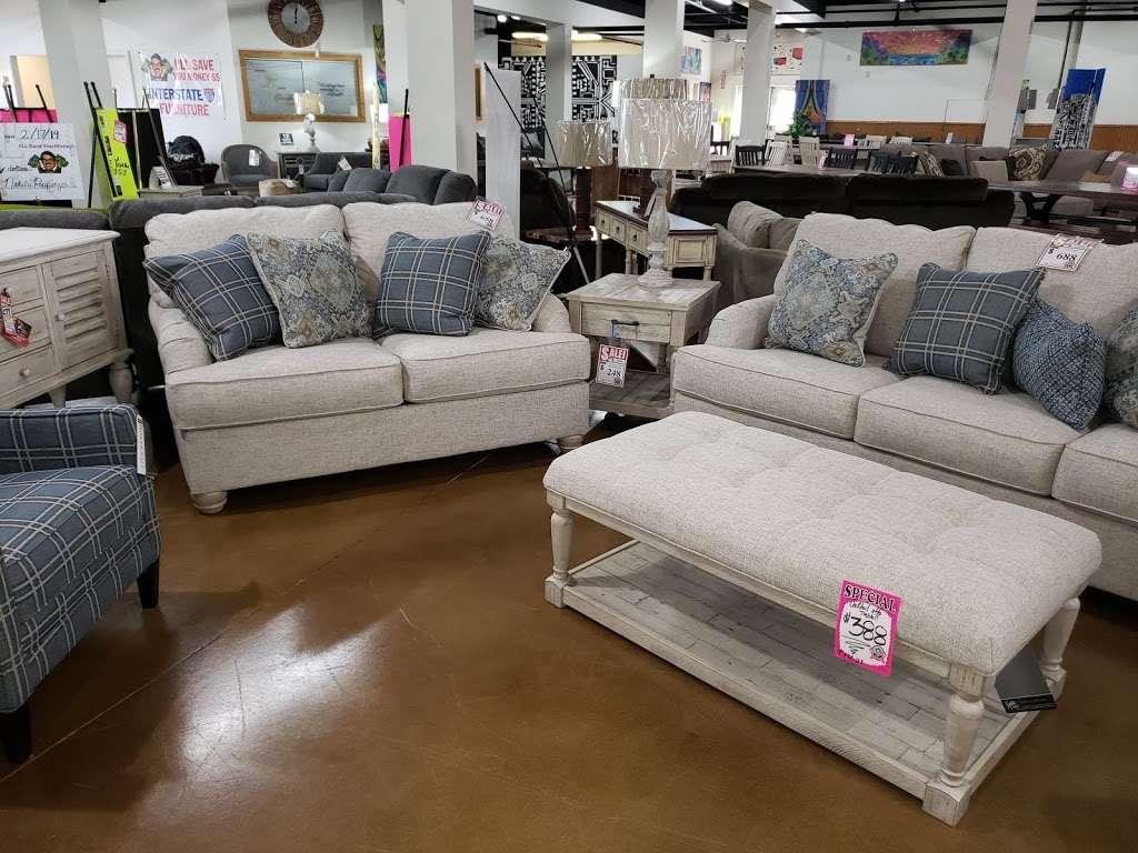 Interstate 69 Furniture - furniture store  | Photo 4 of 9 | Address: 9200 Traders Village Way, Daleville, IN 47334, USA | Phone: (765) 405-1836
