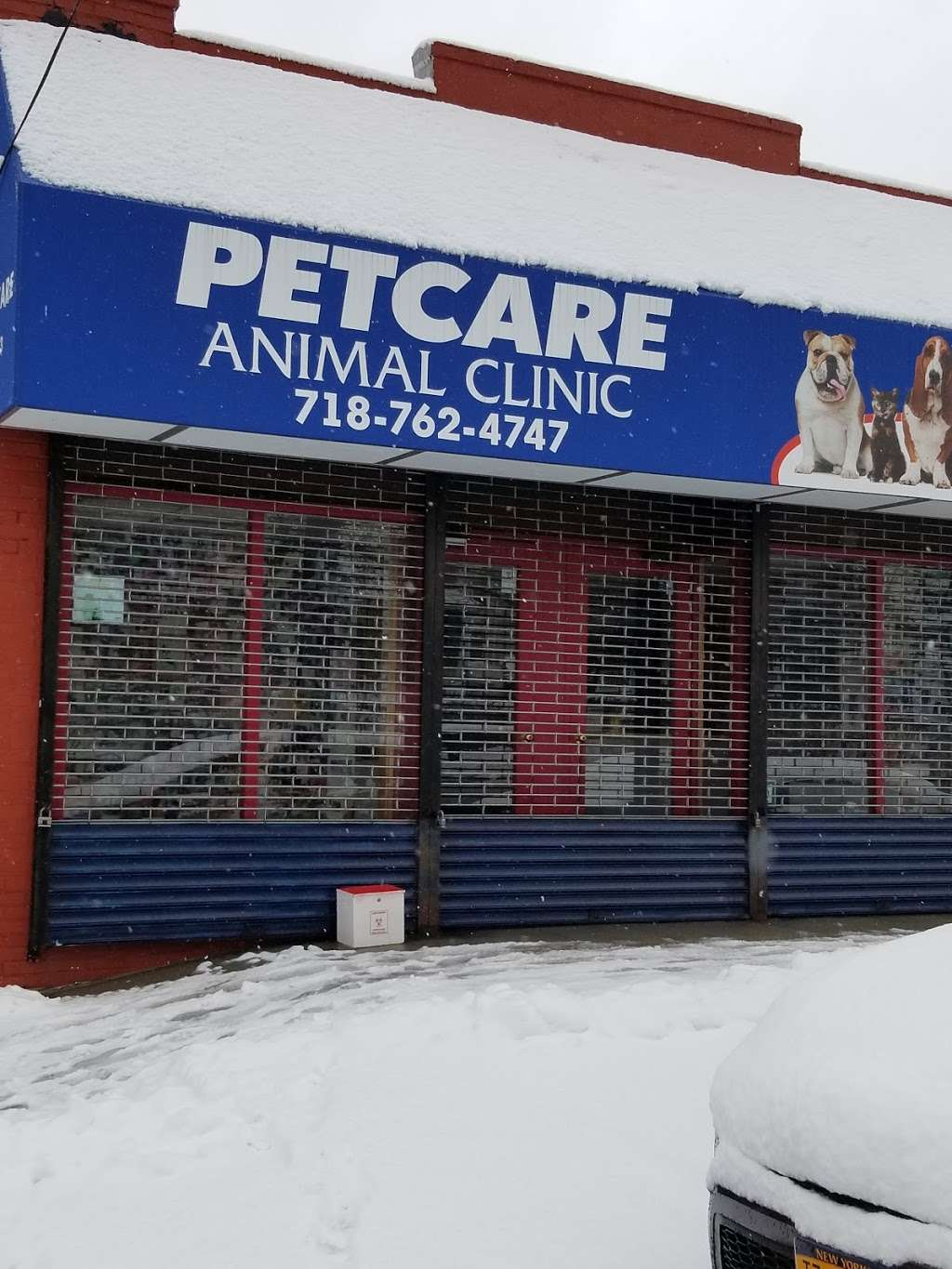 Petcare Animal Clinic - veterinary care  | Photo 4 of 10 | Address: 4373 156th St, Flushing, NY 11355, USA | Phone: (718) 762-4747