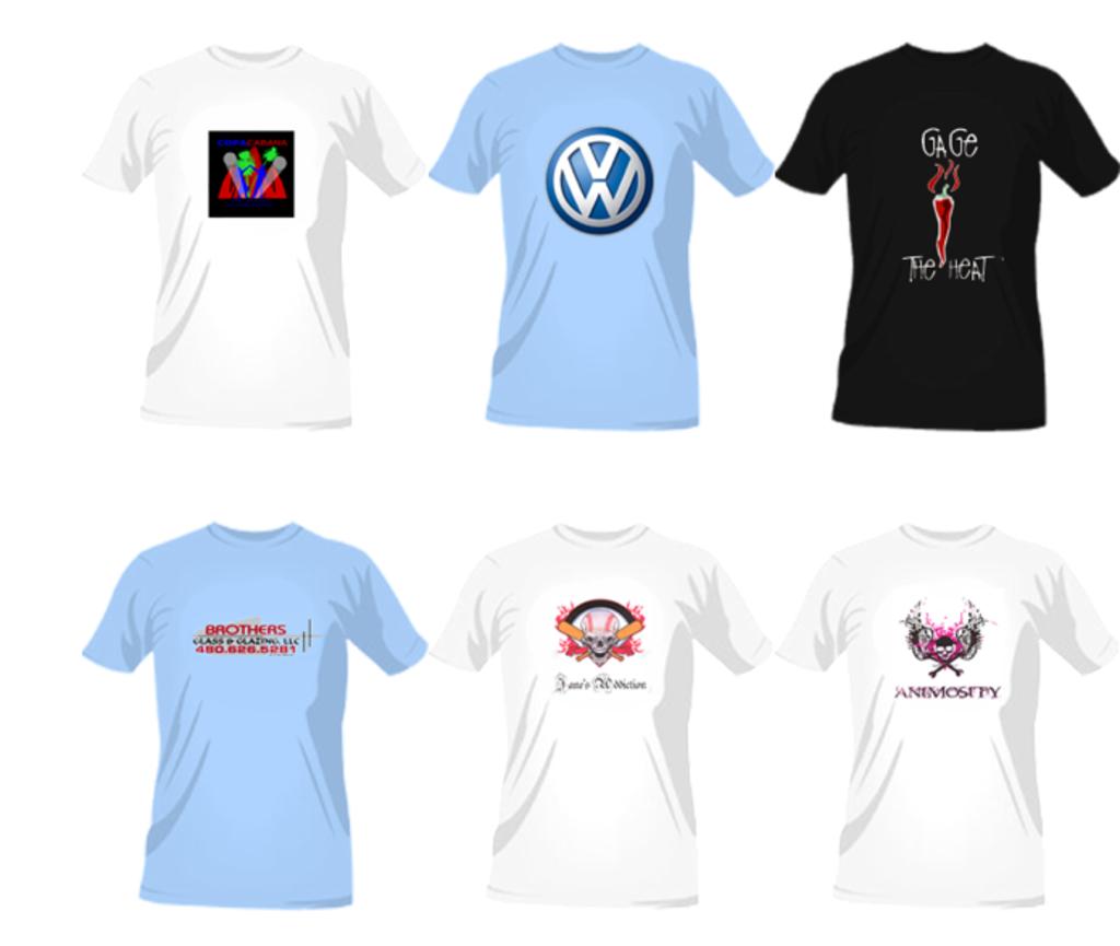 Arizona Custom T-Shirts - clothing store  | Photo 6 of 10 | Address: 5721 S Siesta Ln, Tempe, AZ 85283, USA | Phone: (480) 839-6244