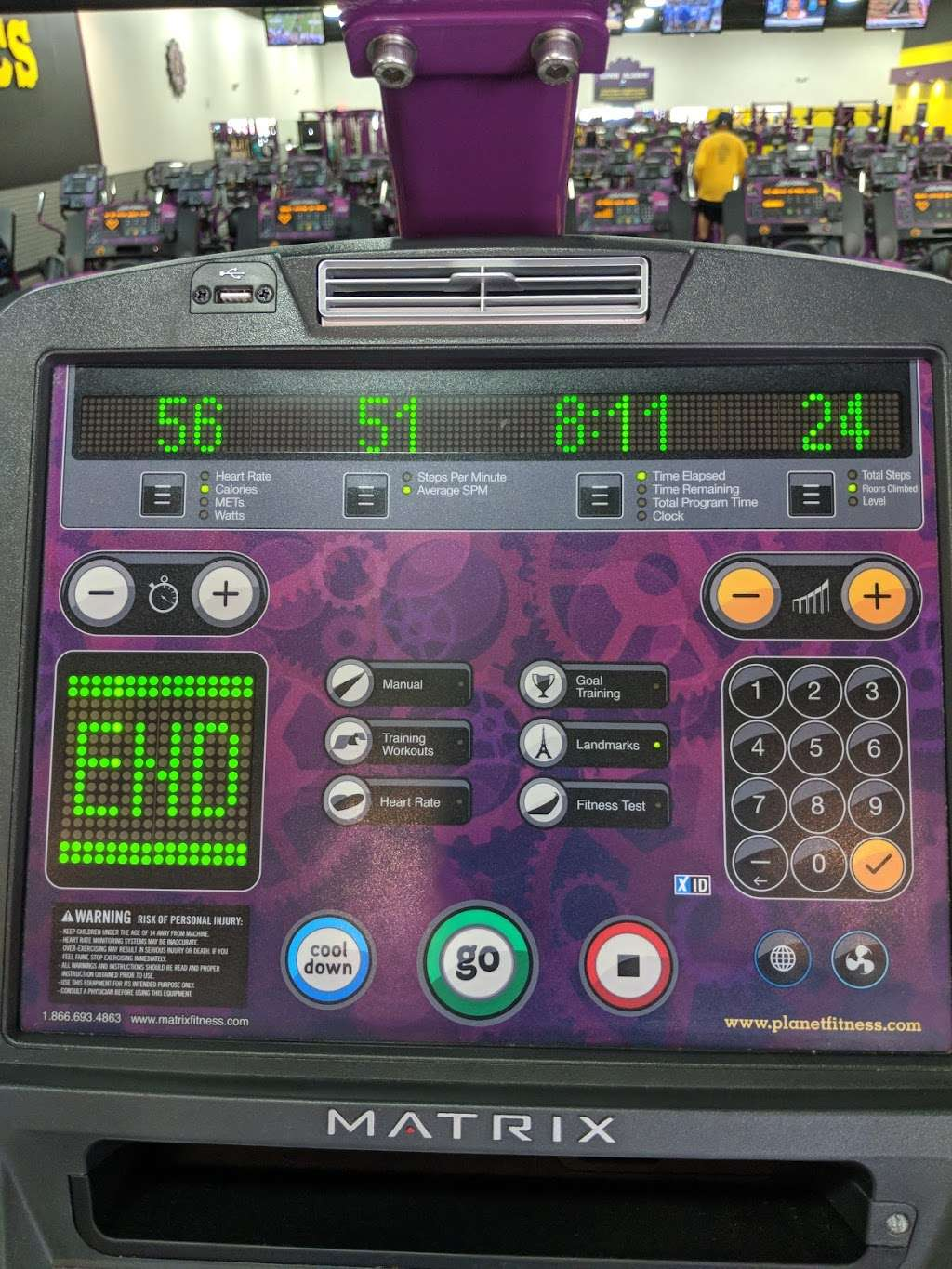 Planet Fitness - gym  | Photo 5 of 7 | Address: 10215 University City Blvd B, Charlotte, NC 28213, USA | Phone: (980) 337-4368