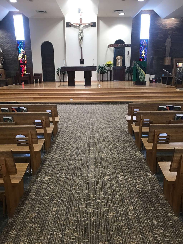 St Damian Catholic Church - church    Photo 7 of 10   Address: 5250 155th St, Oak Forest, IL 60452, USA   Phone: (708) 687-1370